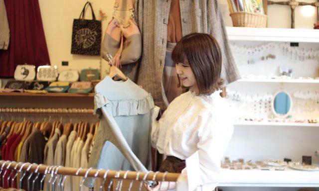 【good story】女の子の古ギ服 Lisu lulu(リシュルル)うしお店長のおはなし